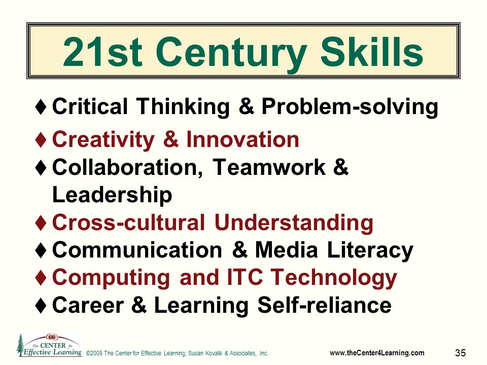 creative problem solving and critical thinking Description: in this course you will learn about the important relationship between  critical thinking and creative problem solving first you will build skill in critical.