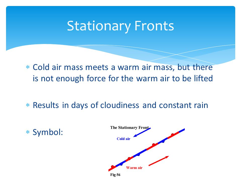 Cold Air Mass : Weather patterns forecasting ppt video online download