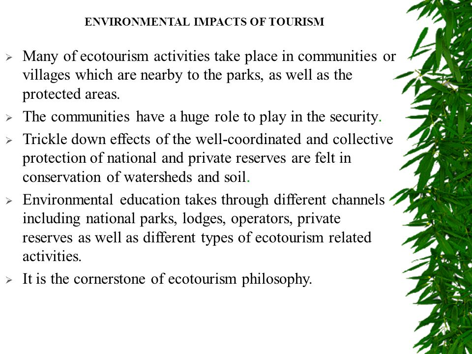 sustainable tourism through alternative forms of Team journal of hospitality & tourism, vol 2, no 1, november 2005 81 mass-ecotourism: an alternative to sustainable tourism development in developing countries.