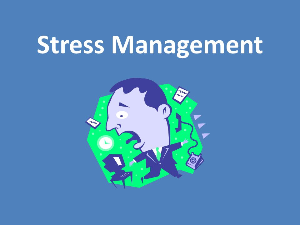 Stress Management Module 5 Activity 2