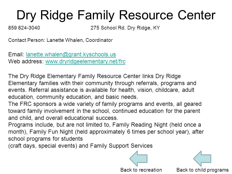 dry ridge single parents Expand your social circle with georgetown single parents on the best free internet social site for georgetown singles with children connect with other single parents in georgetown and share the experience of single parenthood with people who.