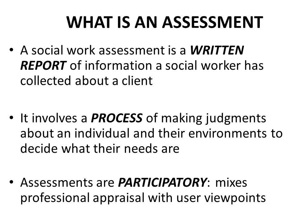 social work advocacy essay