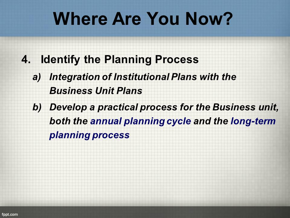 """the practical use of strategic planning Here's how to make nonprofit strategic planning worth your while  """" organizations use strategic planning to provide a structured process to  her  award-winning blog showcases her practical approach, which earned her."""