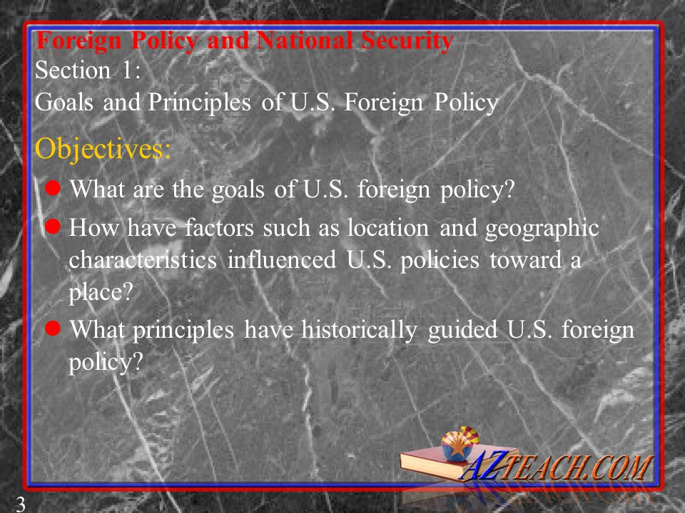 principles of national security Deception and the need for counterdeception - the changing role of deception in national security basic terminology perspectives and applications of deception.