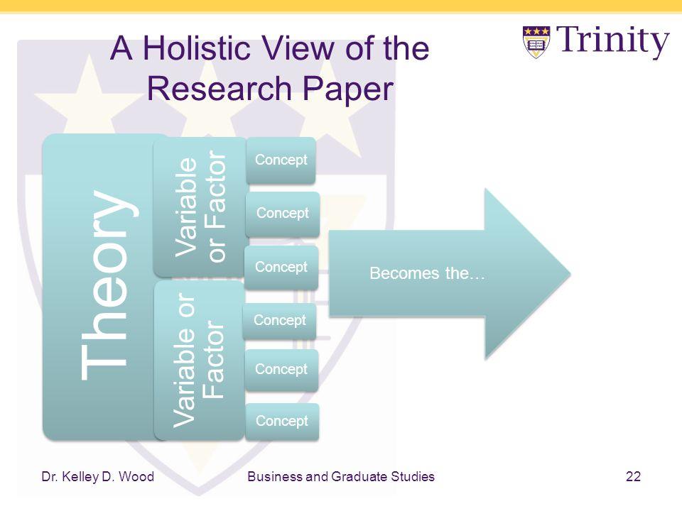 contents research concept paper