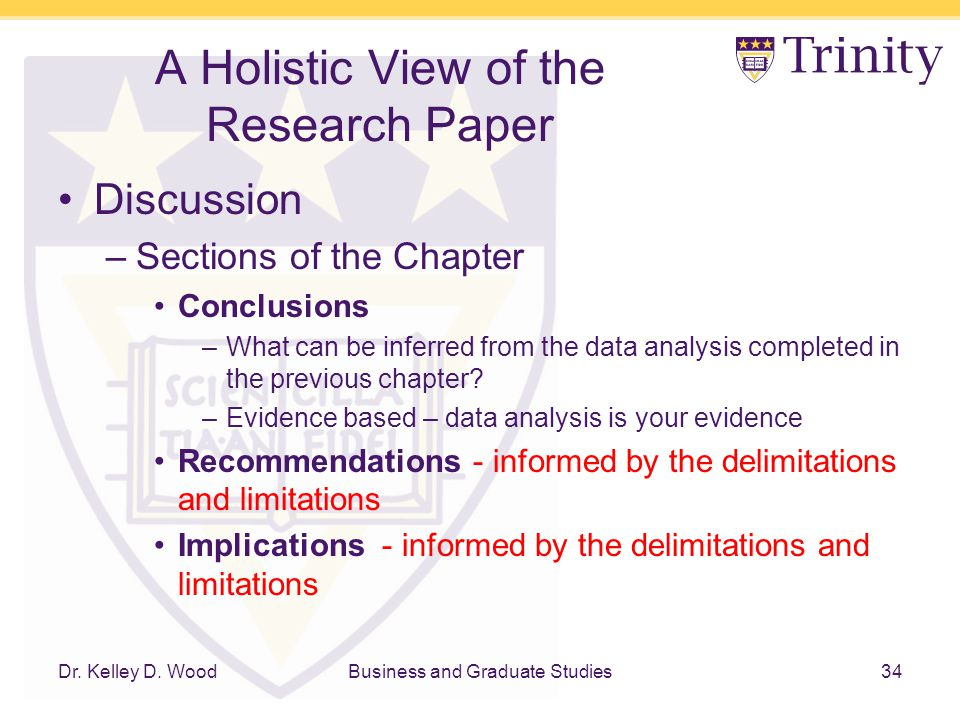 data analysis for research paper