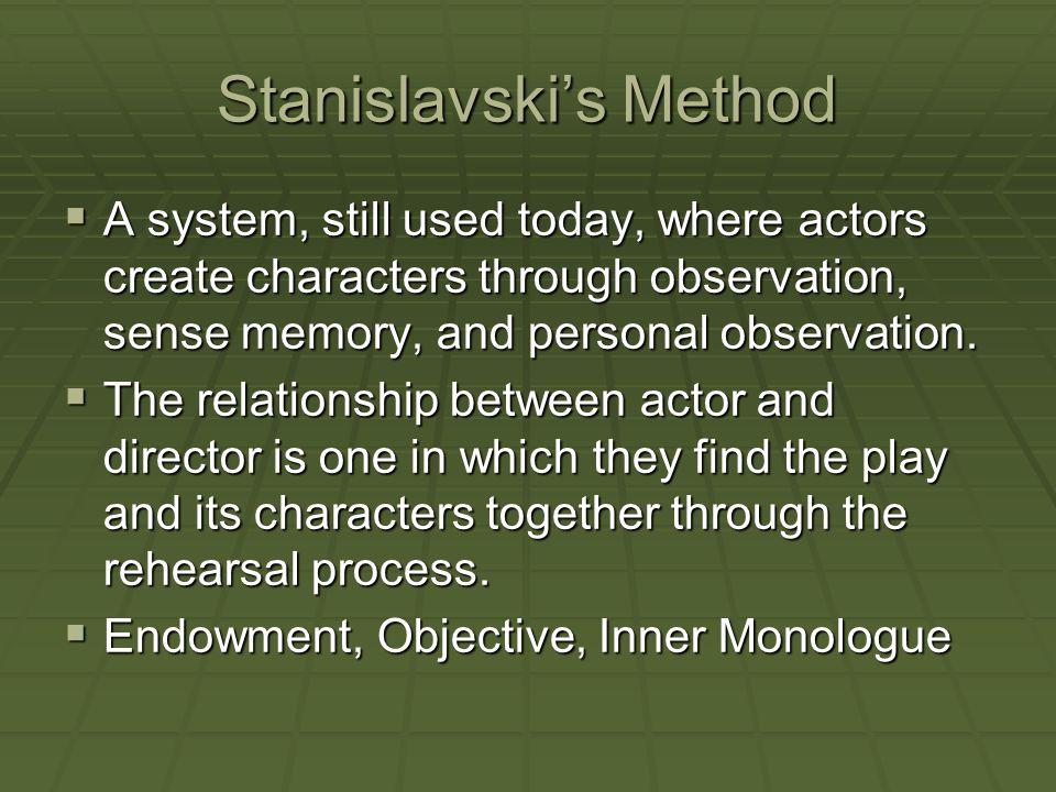 essay on method acting Acting essays - get the needed apr 06  persuasive essay on amazon stanislavski method acting is retiring from theatrefolk.