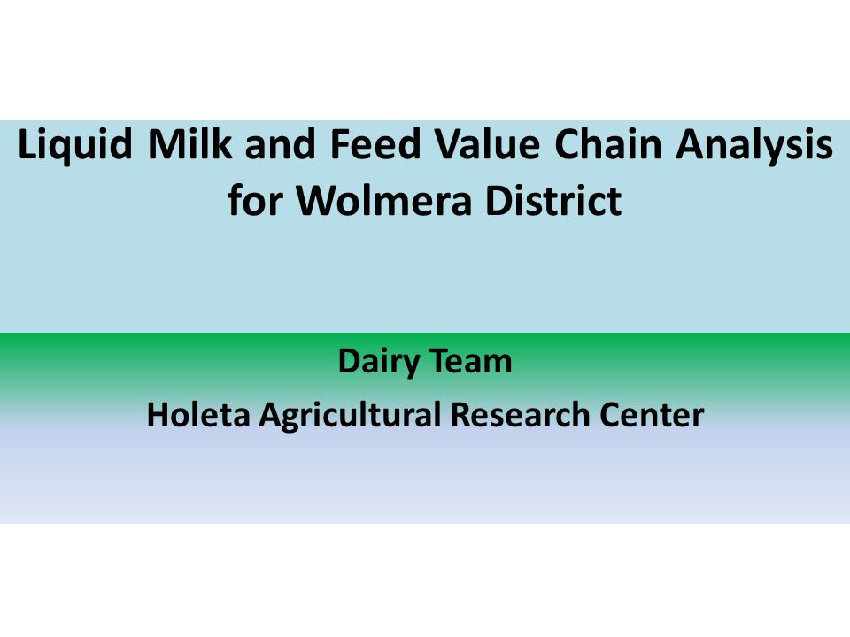 dairy milk introduction and analysis Given below is the swot analysis of dairy farming business strengths the vast livestock population of the country could prove to be a vital asset for the country and.