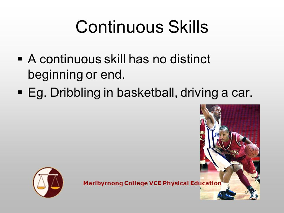 Maribyrnong College Vce Physical Education Ppt Video