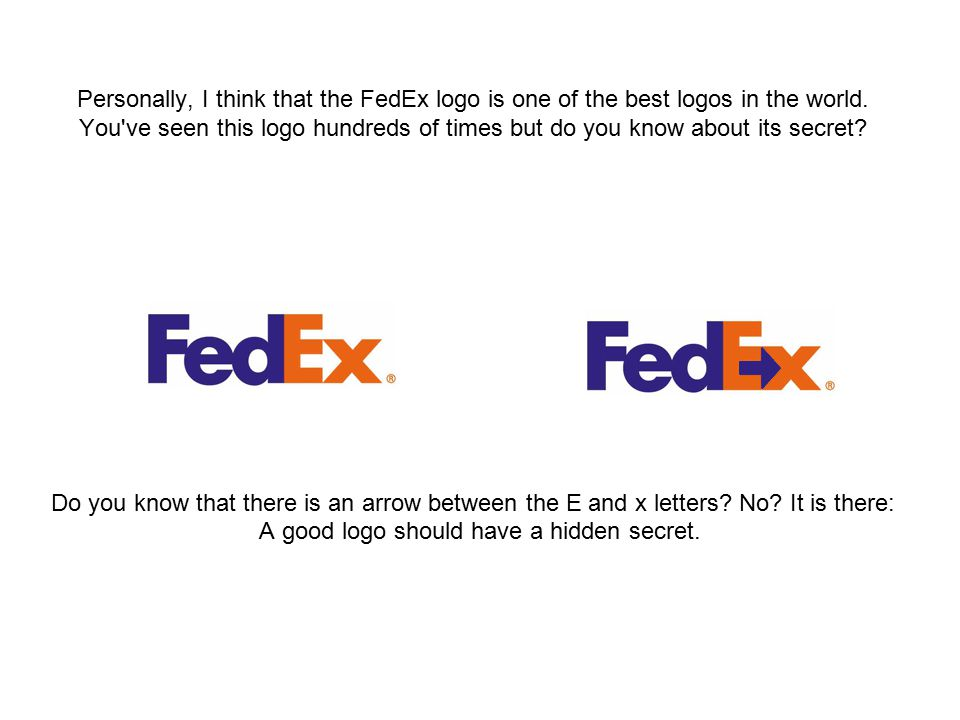 how to know if your logo is good
