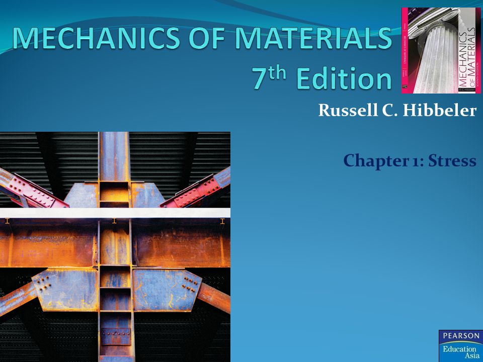 Mechanics of materials 7th edition mechanics of materials 7th edition hibbeler pdf array mechanics of materials 7th edition ppt video online download rh slideplayer com fandeluxe Choice Image
