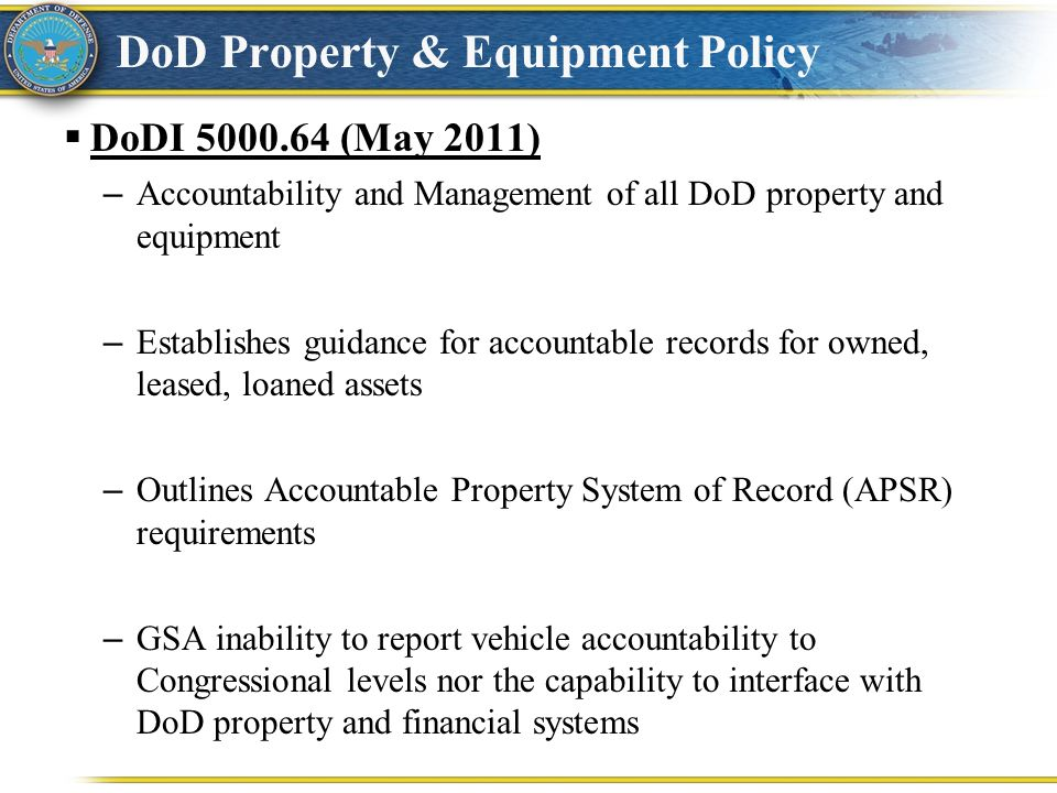 Policy 3-041: Accountability for Noncapital Equipment