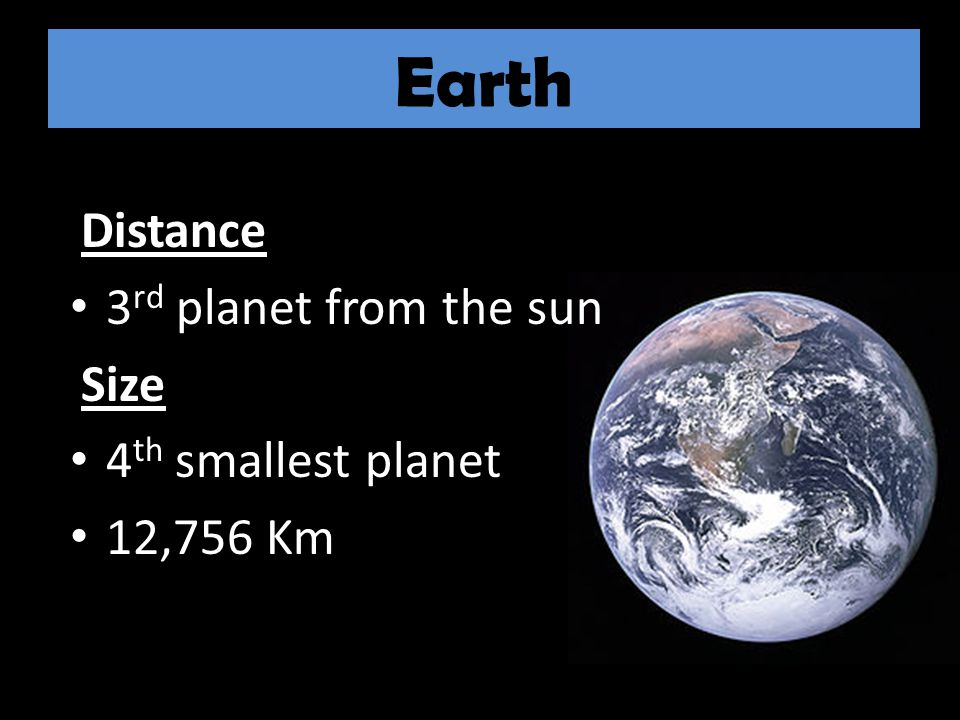 3rd planet earth - photo #18