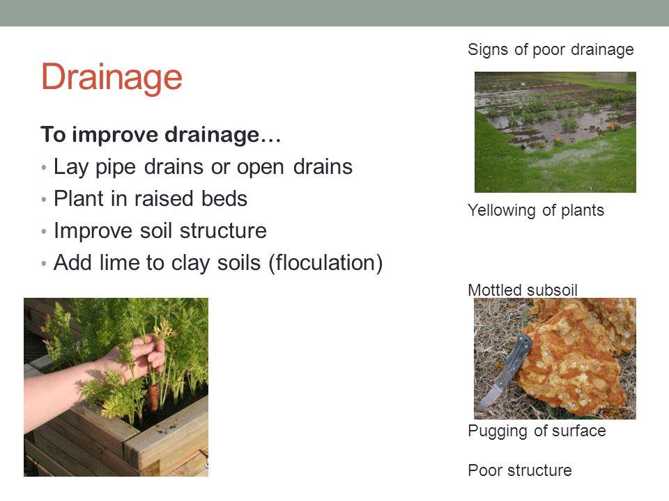 Dko soil management practices ppt download for Soil structure definition