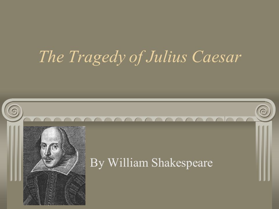 a focus on the character mark antony in julius caesars the tragedy of julius caesar Julius caesar is not the main character of the play that bears his name brutus has over four times as many lines  antony a loyal friend of caesar's.