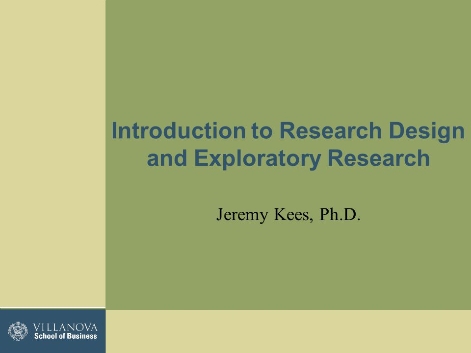 Introductions To Research Papers
