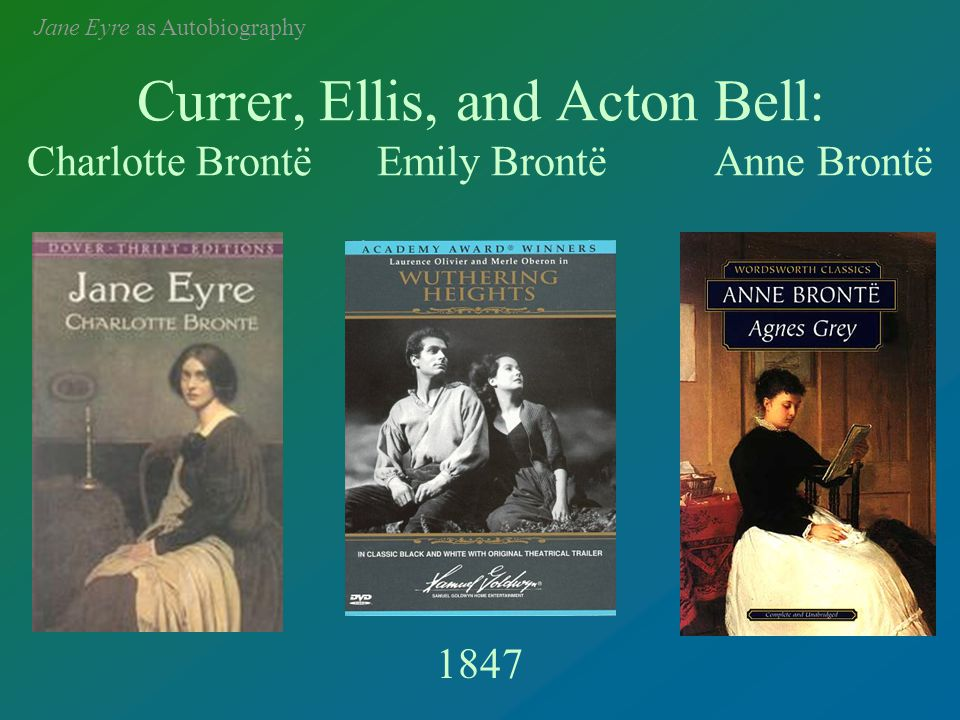 an analysis of violence in jane eyre by charlotte bronte Charlotte's jane eyre was the first to but viewed with suspicion because of its outrageous violence and work published, forgetting all about the bronte.