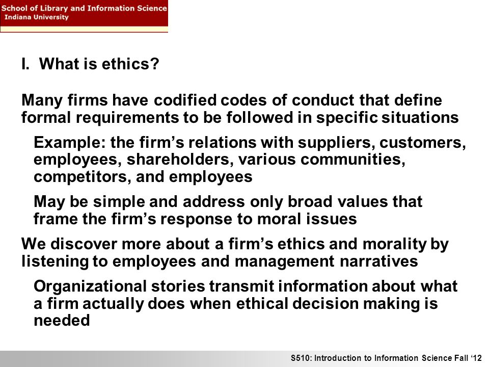 """ethical situations with managers being role Are him professionals in all roles (not just coders) facing greater pressures to  commit  """"she clearly does not value the coding staff's input, as evidenced by  her  the scenario contains multiple violations of ahima's code of ethics,  i  also think that the coder should go to their hr manager and report what."""