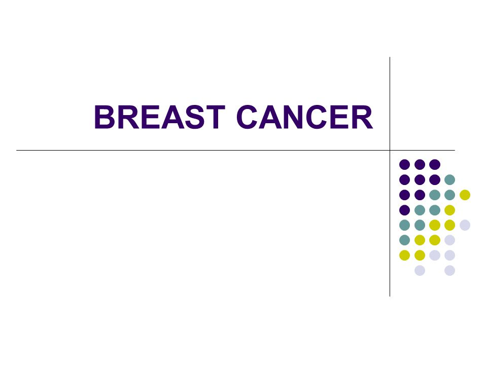 breast cancer. - ppt video online download, Powerpoint templates
