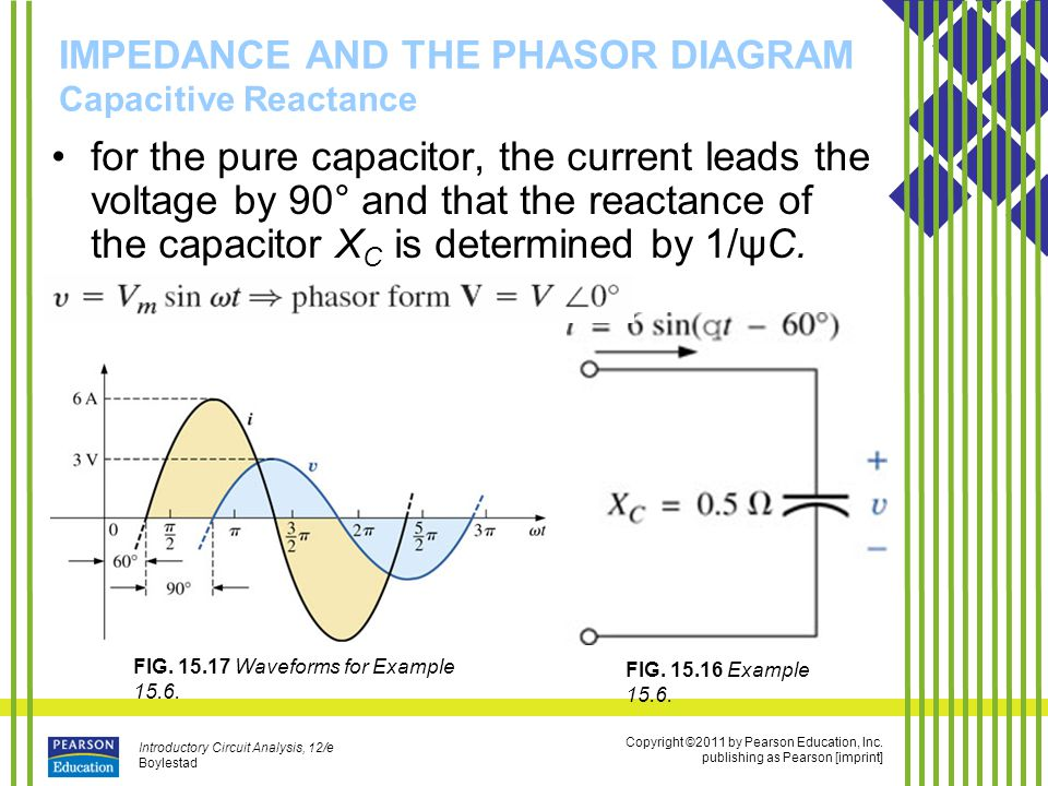 Series and parallel ac circuits ppt download impedance and the phasor diagram capacitive reactance ccuart Image collections