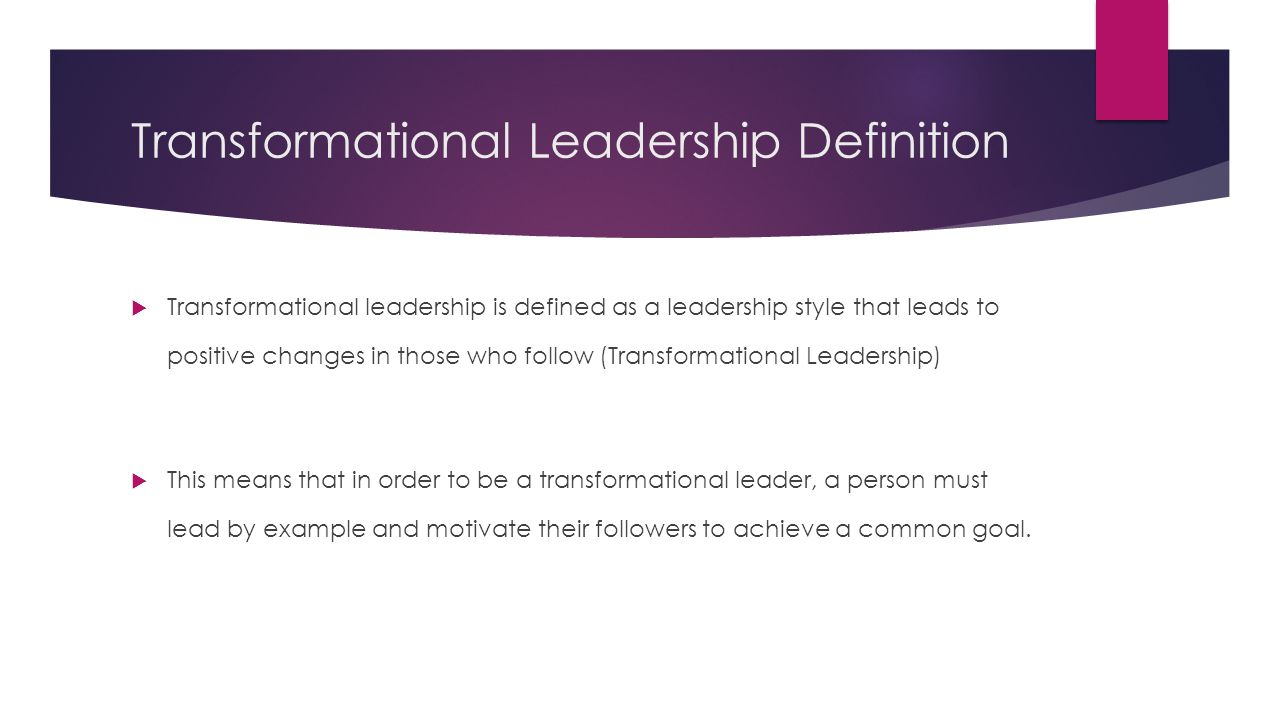 changes in leadership styles Leadership styles and value systems of school principals  transformational leadership creates a change in expectations and aspirations of the followers themselves.