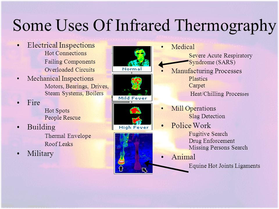 Infrared Thermography Electrical Inspections Ppt Video