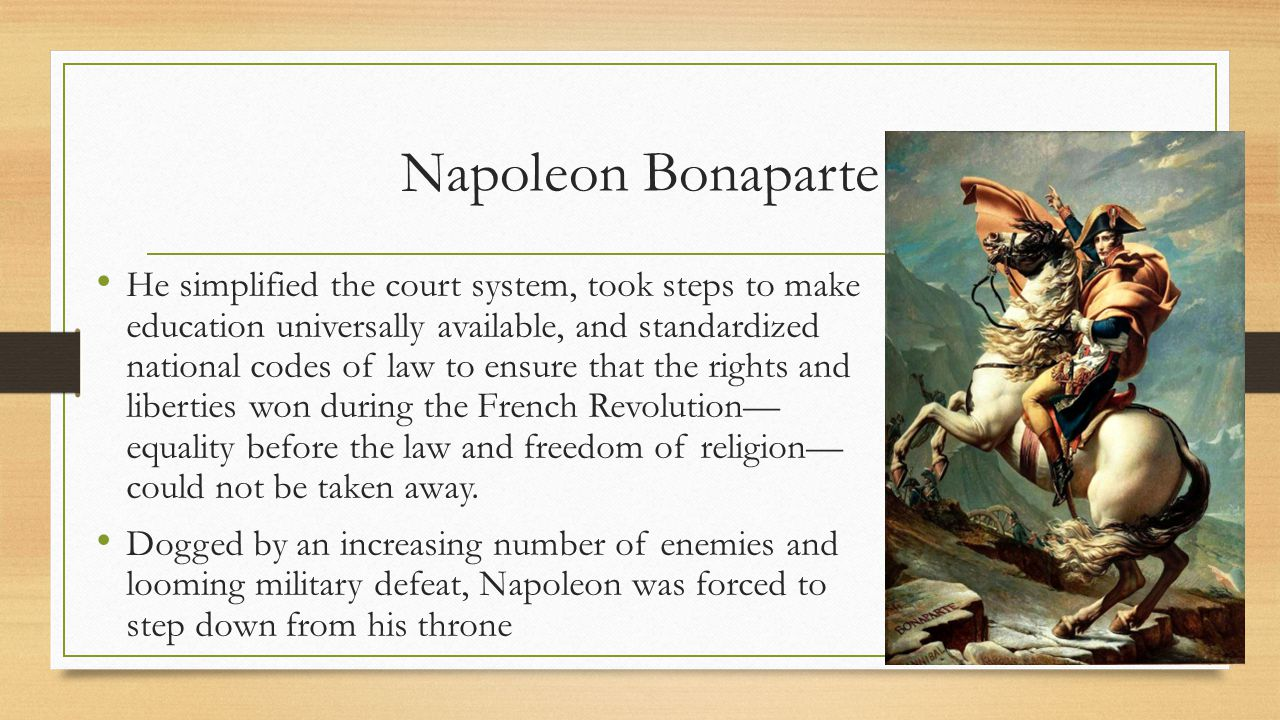 Count of monte cristo alexandre dumas ppt download napoleon bonaparte robcynllc Image collections