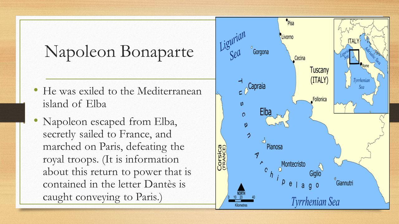 Count of monte cristo alexandre dumas ppt download 18 napoleon bonaparte robcynllc Image collections