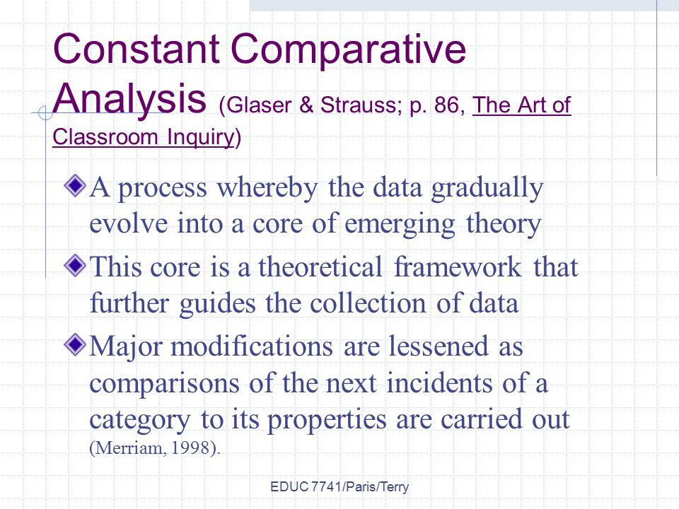 analysis of theoretical framework educ 701 Ppt psychoanalytic theory sigmund freud  framework ii free association iiiinterpretation ivdream analysis v  analysis of resistance vi.
