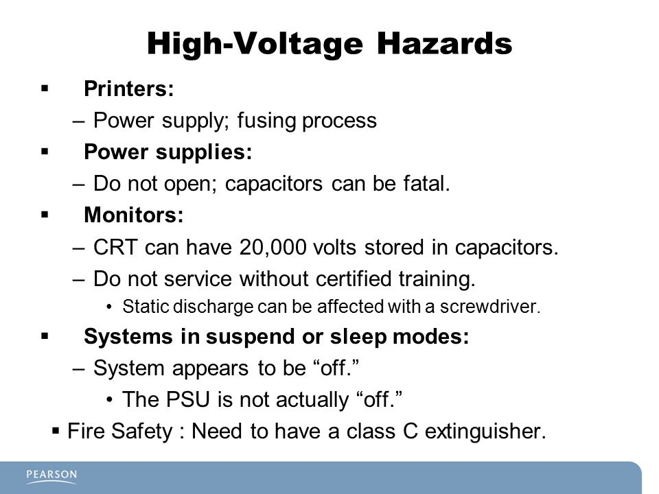 High Voltage Safety Training : A certification guide ppt download