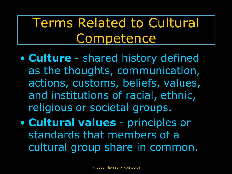 how communication and culture are related Related terms: alien employees communication systems globalization   ethnocentrism is the belief that one's own cultural group is somehow innately.
