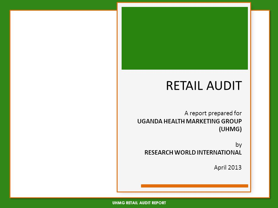 marketing audit in retail management Retail management, marketing and operations the retail marketing and management checklist has revenue and growth strategies, tactics and tips to do a self assessment of retail store management, marketing and operations.