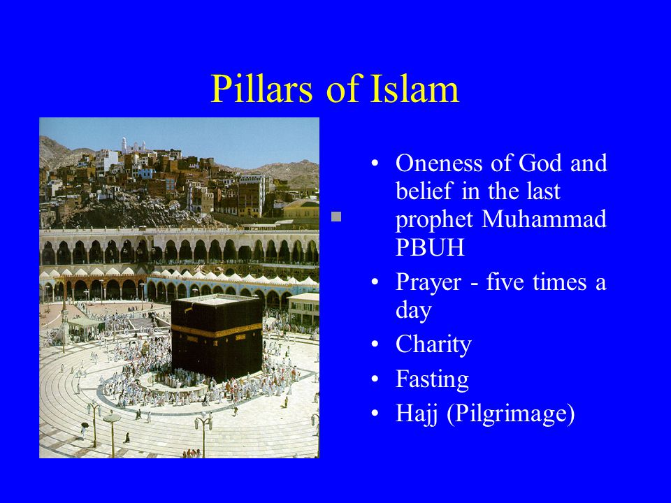 an analysis of the belief of oneness of god in islam Muslims believe that the creator of all mankind is one god (called 'allah' in arabic), and that the god of all abrahamic religions is the same god muslims believe islam is the continuation and culmination of judaism and christianity.