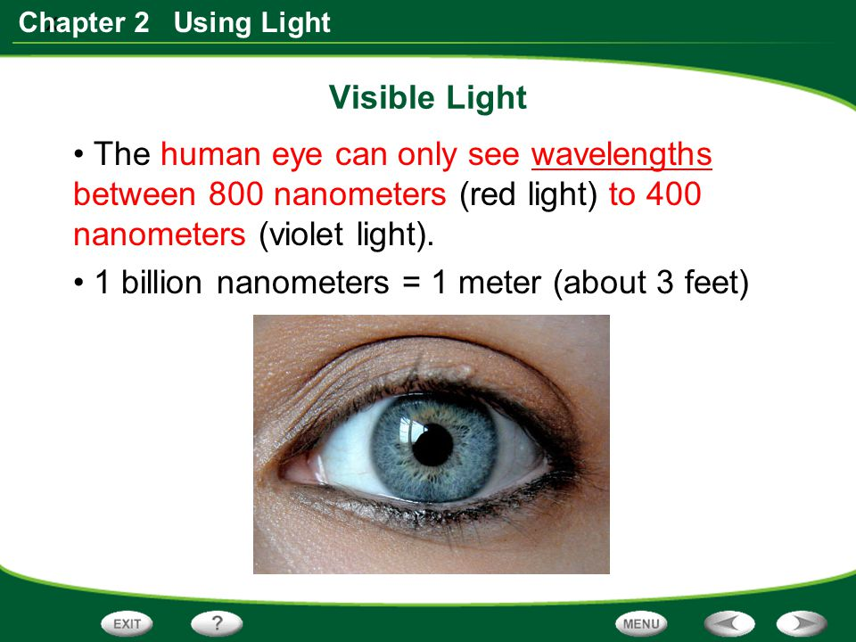 Section 1 Waves And The Electromagnetic Spectrum Ppt