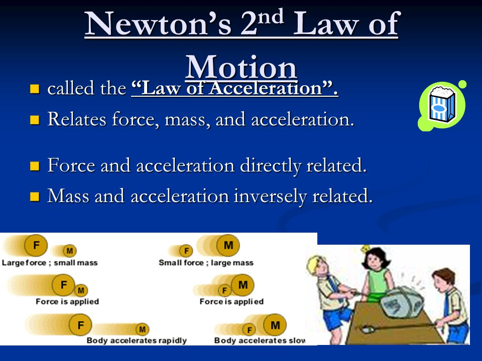 how is net force related to acceleration and mass relationship