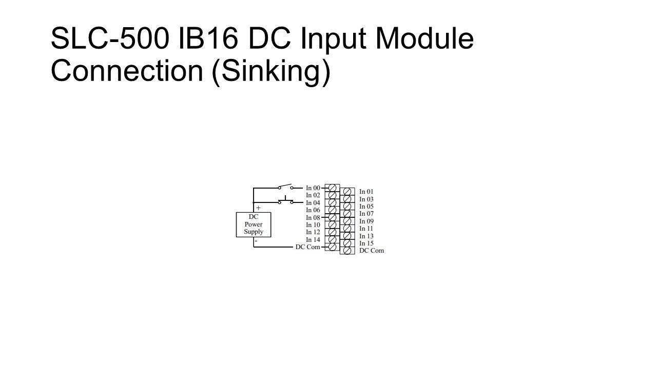 slc 500 wiring diagram wiring free printable wiring diagrams
