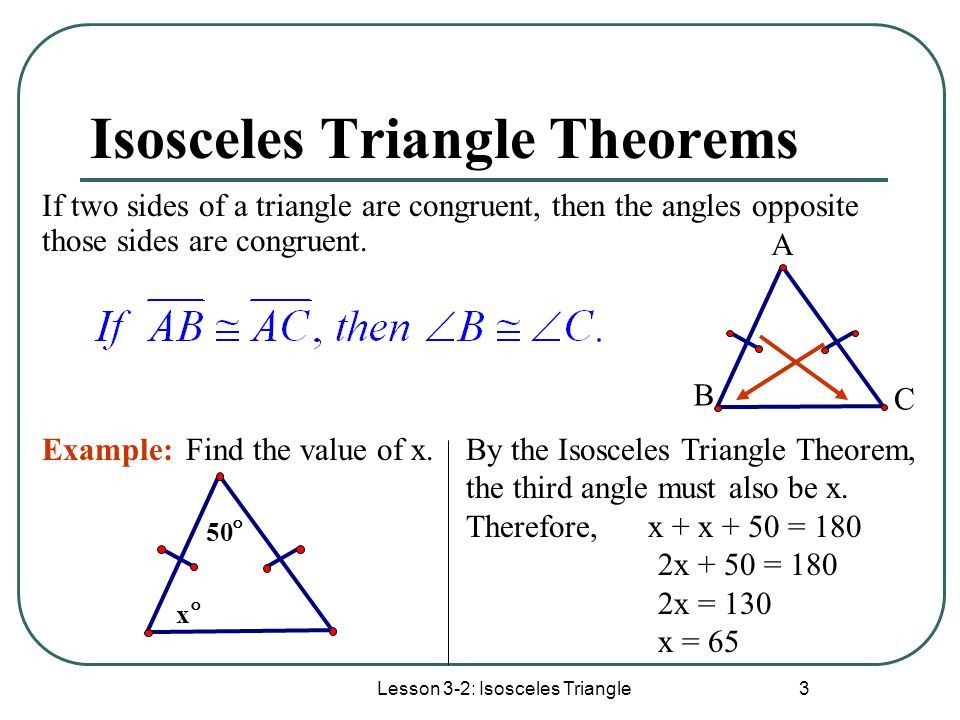 define isosceles triangle - photo #40