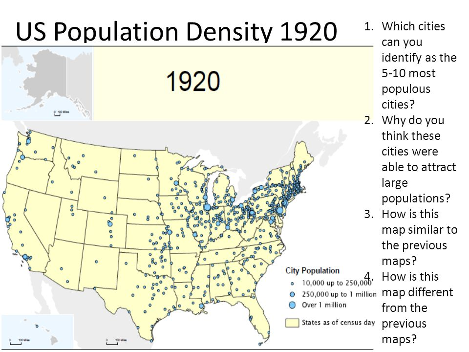 Hierarchy Map Analysis Activity Ppt Download - 1920 map of us