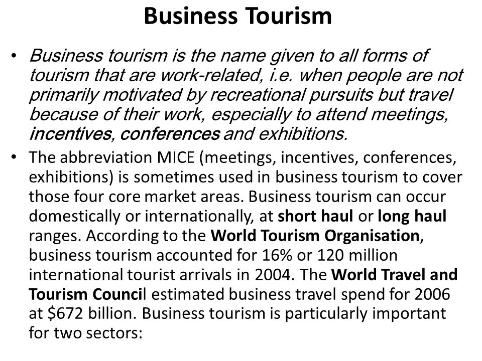 international and domestic business tourist tourism essay International tourism: business of tourism a domestic tourist is a person who engages in tourism in his/her own country.