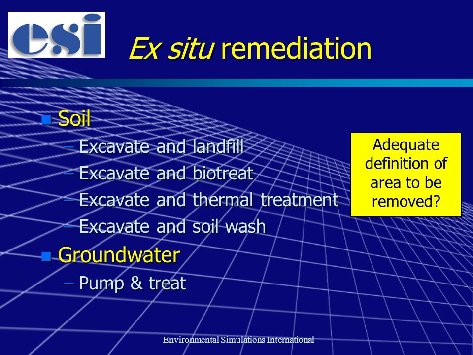 Contaminated land: dealing with hydrocarbon contamination - ppt download