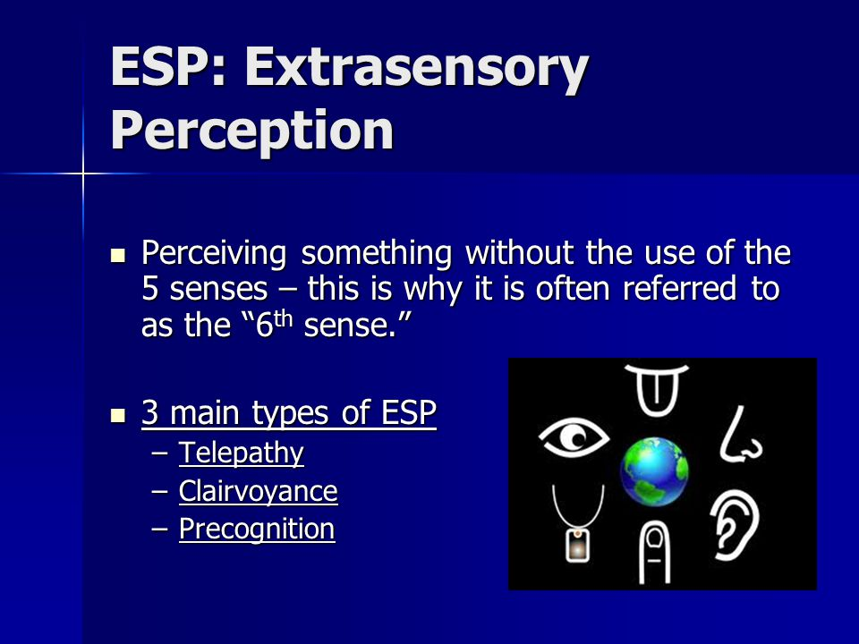 a history of extrasensory perception in parapsychology Extra-sensory perception titled extrasensory perception after sixty years psychic liberation through history science and experience 1st edition.
