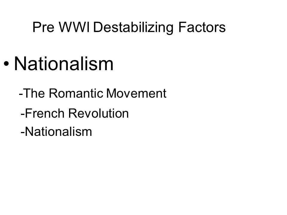 french revolution nationalism essay Nationalism and colonialism (essay between nationalism and colonialism started during the french revolution, nationalism has been instrumental in the.