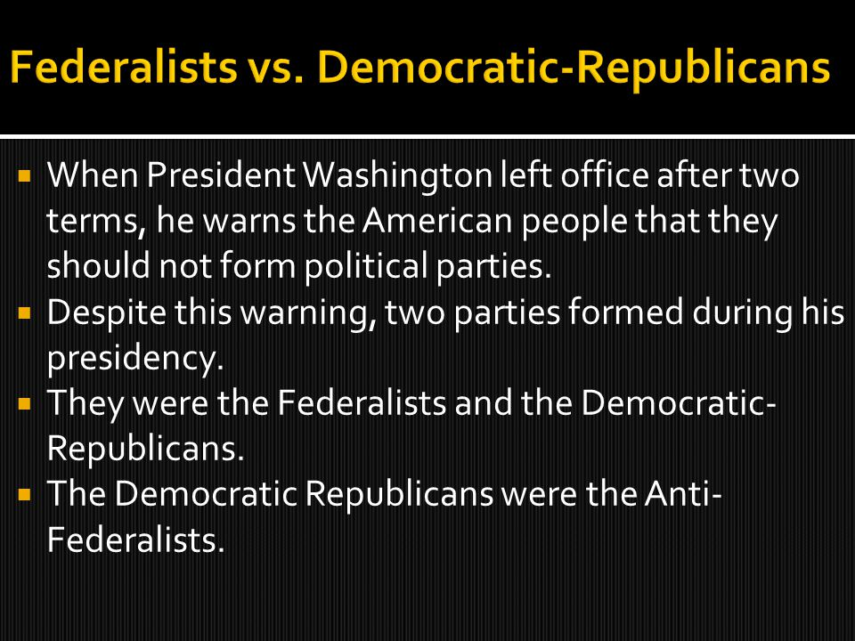 republicanism vs the democratic ideals Here is an overview of the democratic and republican approaches to economic  issues learn about the role in government in the economy.