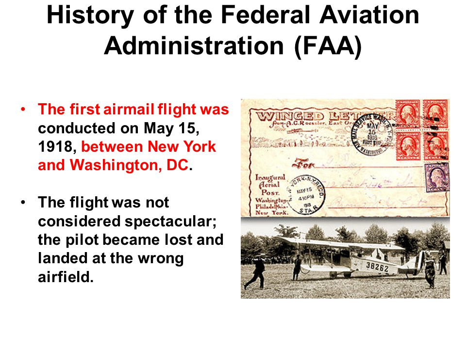 History of air law