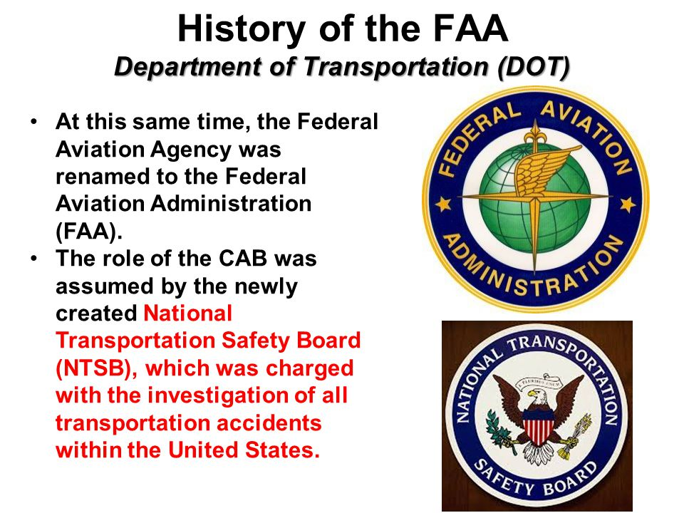 the scope of safety in the federal aviation agency Second circuit holds federal aviation act occupies the entire field of aviation safety and preempt state laws and no federal agency mandated or.