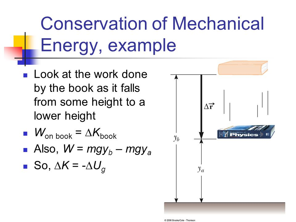 Chapter 7 Potential Energy. - ppt download