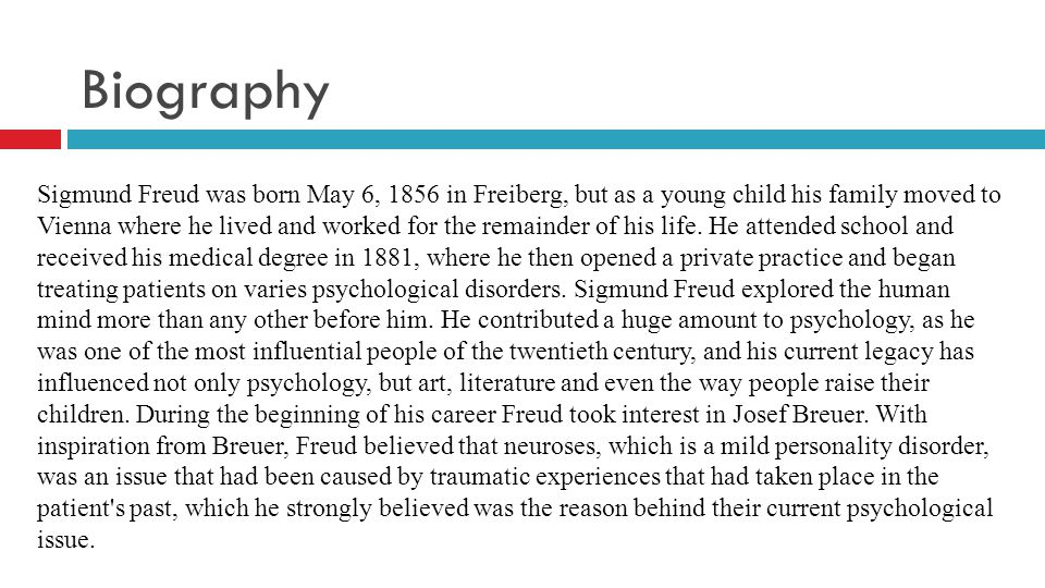 how has freud influenced current practice What are the competing current theories of child development and play and how do these views influence practice nvq level 3 question.