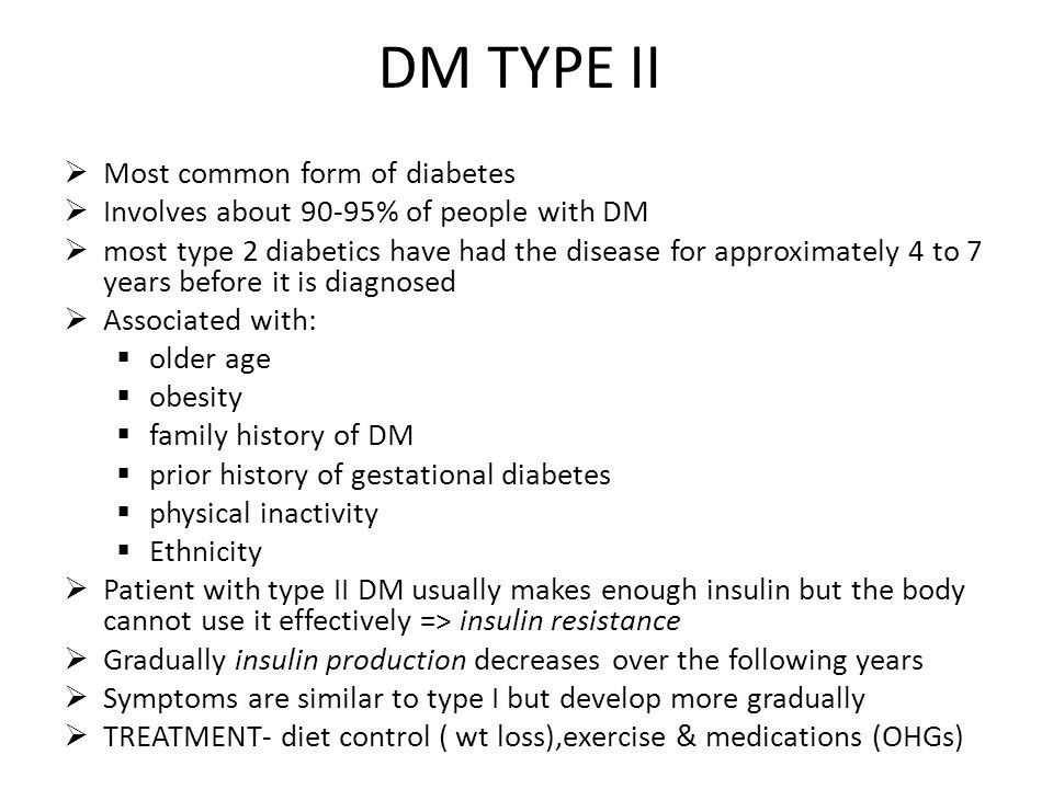 Anesthetic implications of diabetes mellitus - ppt download