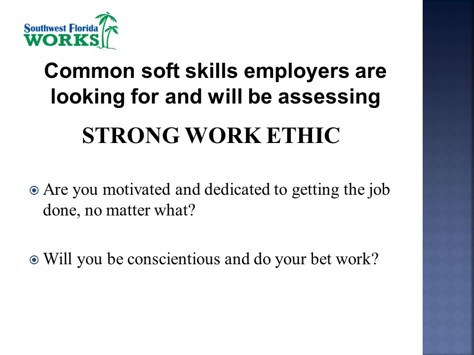 critical soft skills in the workplace ppt