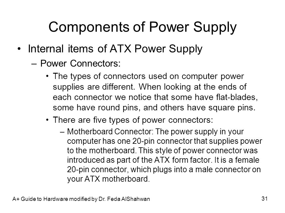 Magnificent Power Supply Connector Pinout Pictures Inspiration ...